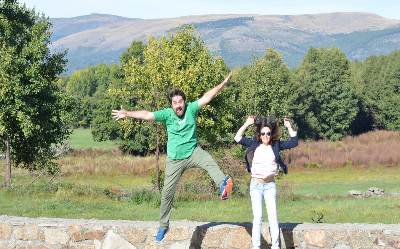 Saltando juntos Momento Carpi