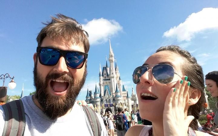DisneyWorld Magic Kingdom