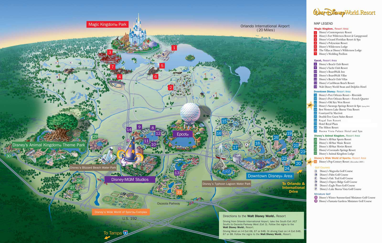 DisneyWorld-Mapa-Resorts