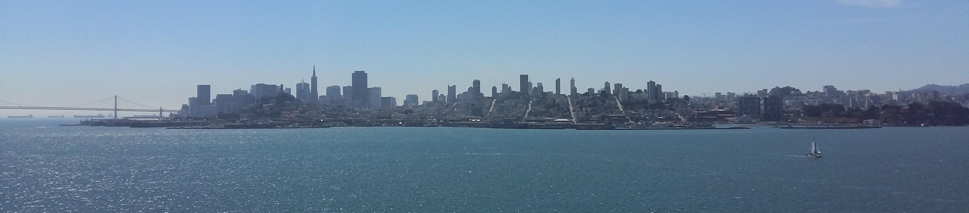 San Francisco desde Alcatraz