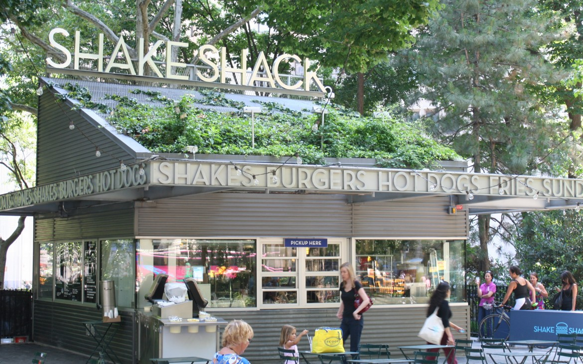 Shake Shack en Madison Square Park