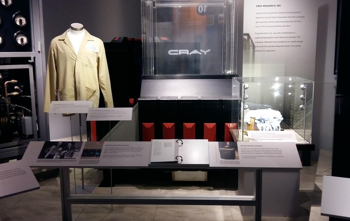 Cray, el primer supercomputador