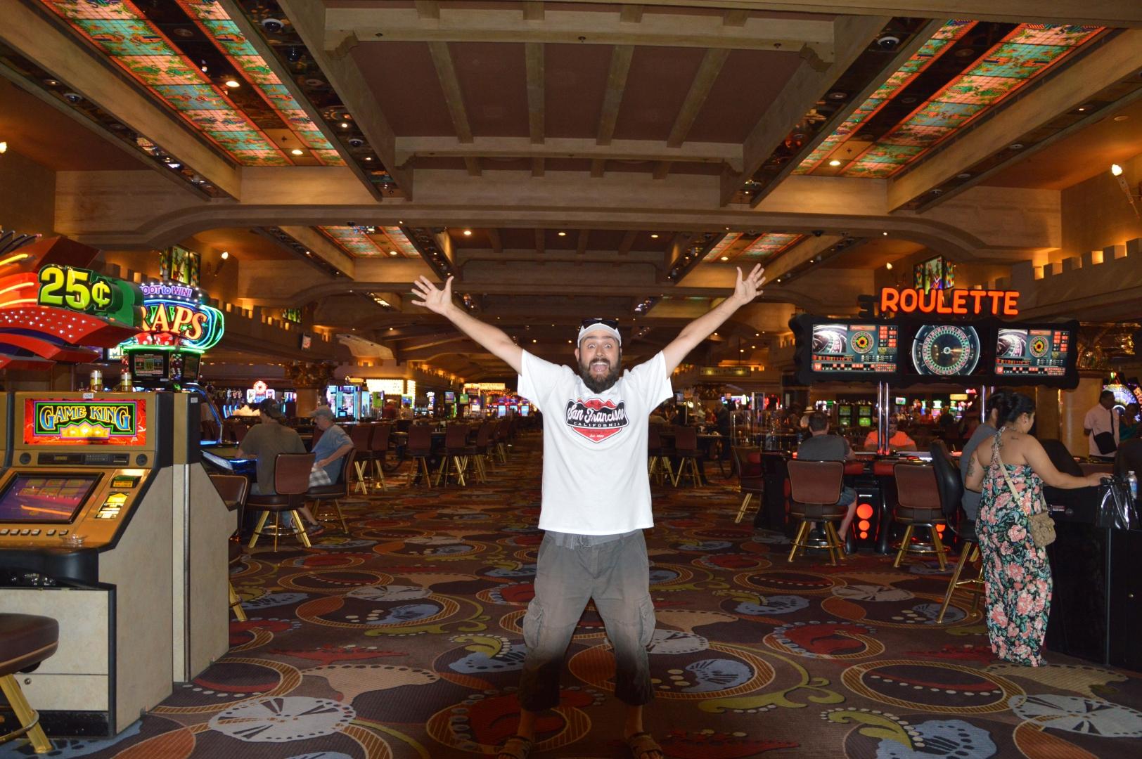 Carballo en Las Vegas