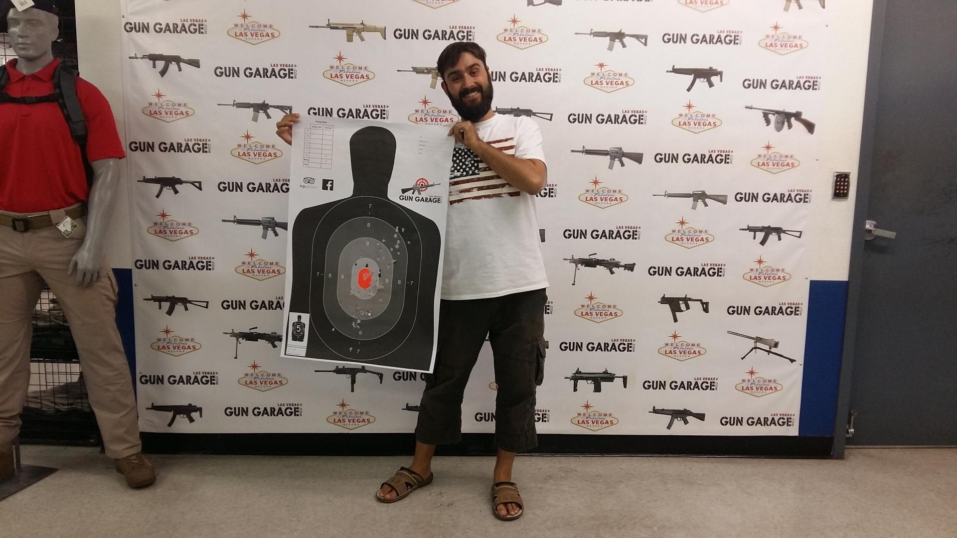 Gun Garaje Las Vegas