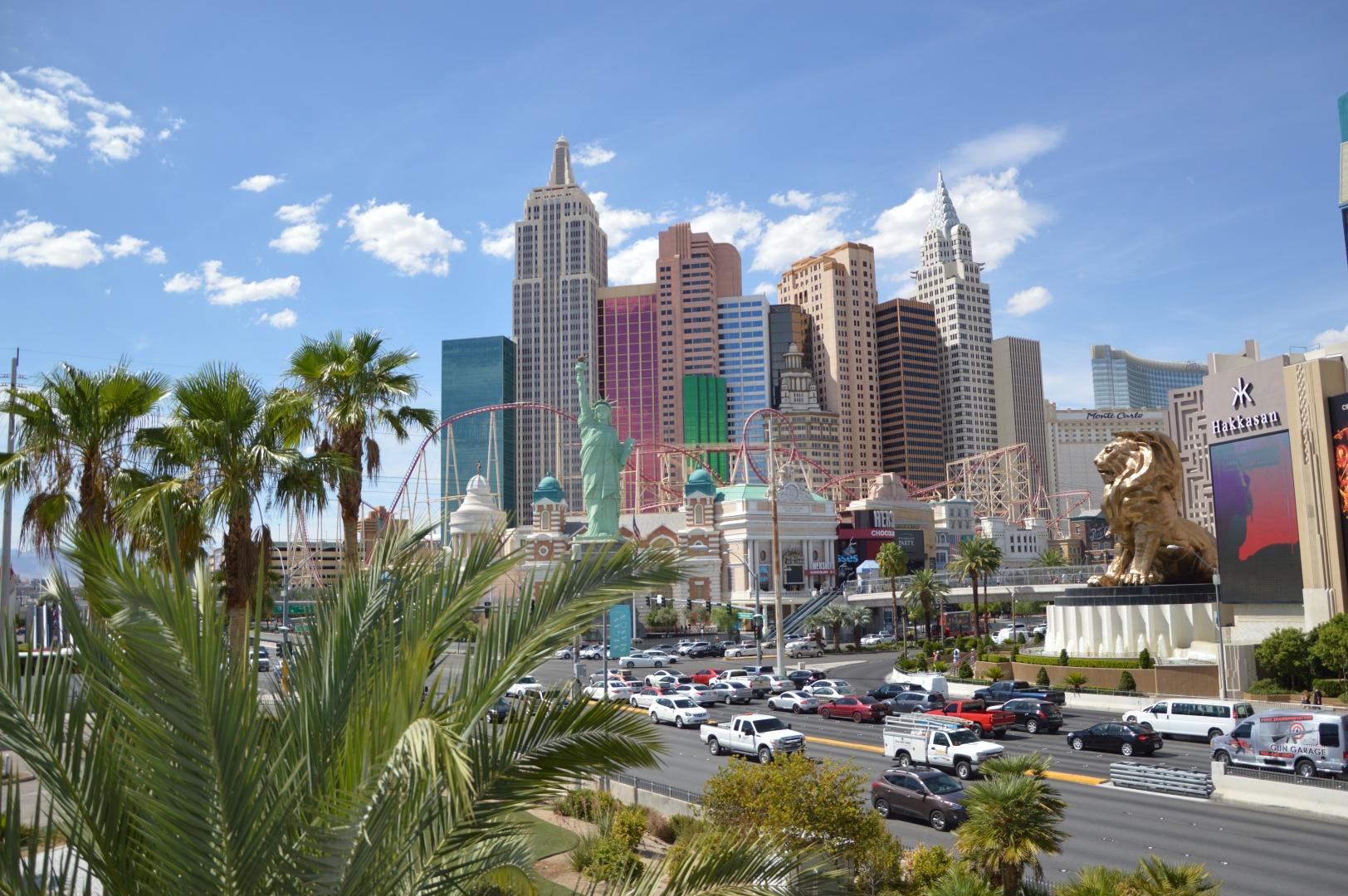 Las Vegas Strip 2