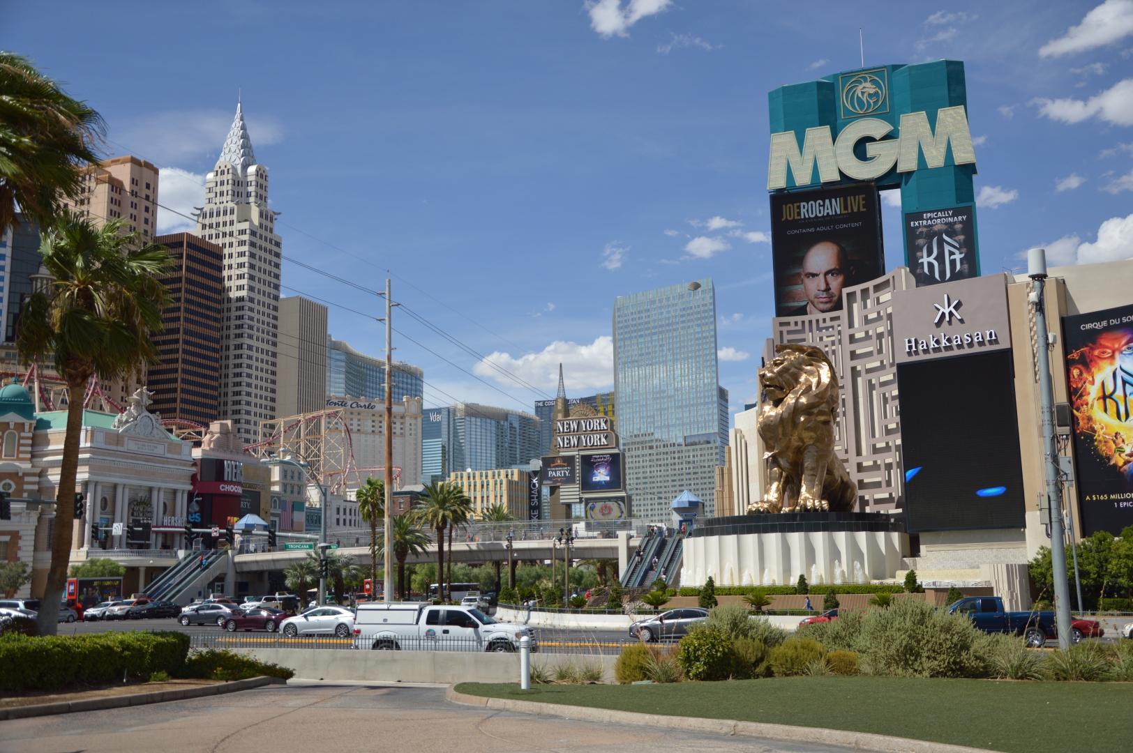 Las Vegas Strip 3