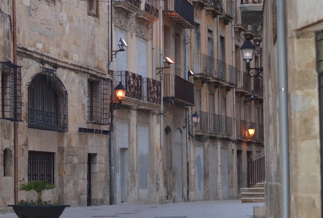 El barrio judío de Tortosa