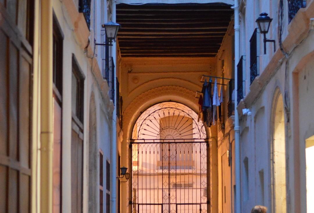 Callejuelas en Tortosa