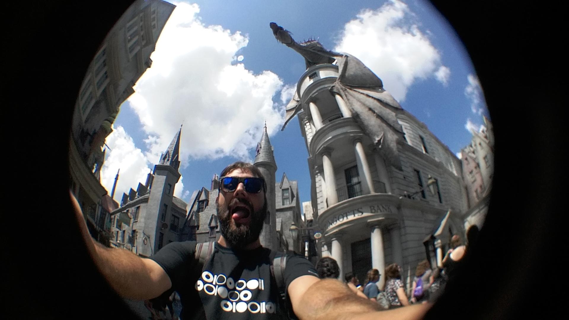 dragon harry potter universal orlando