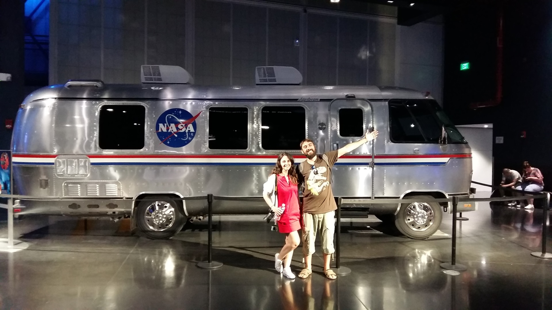 Kennedy Space Center Astrovan