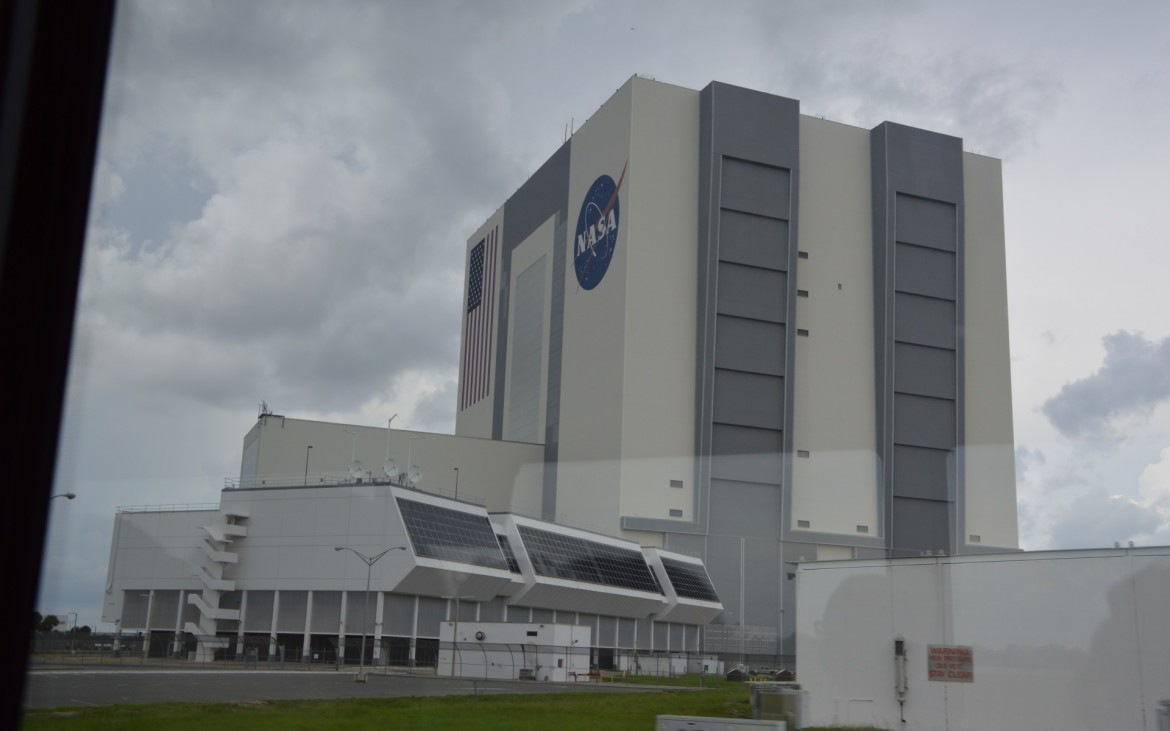 Kennedy Space Center VAB 2