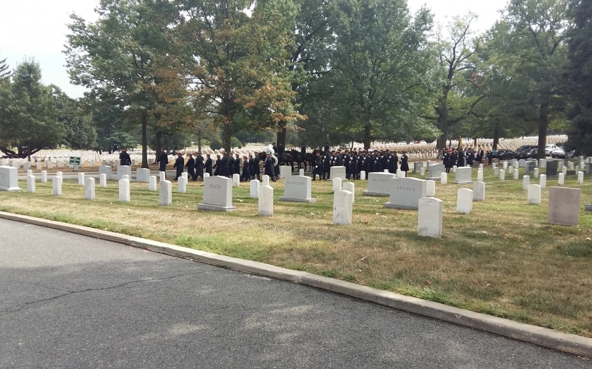 arlington cementery ceremony washington