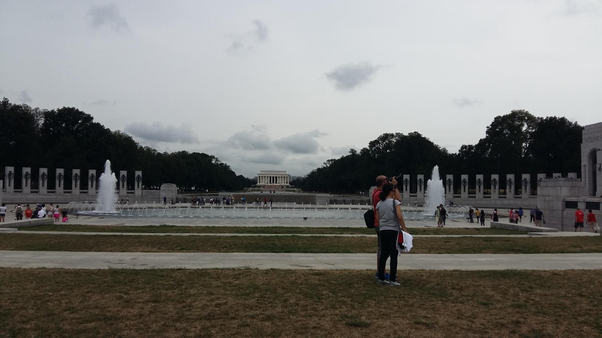 washington national mall zone