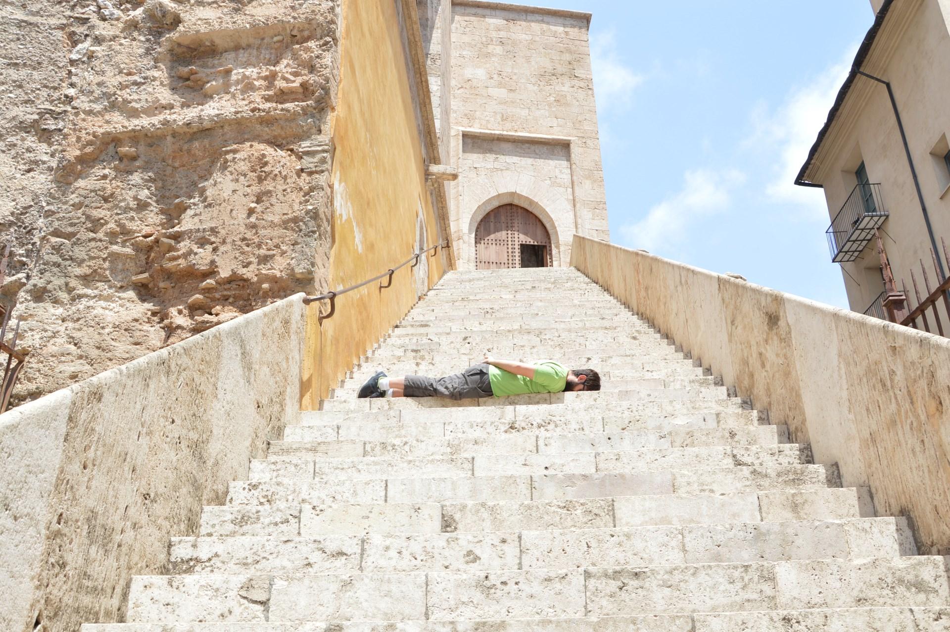 torres de quart escalera