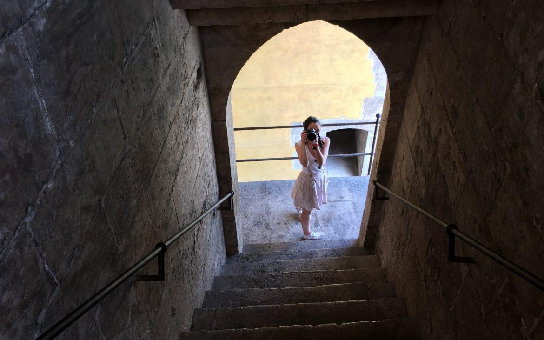 torres de quart escaleras entre pisos