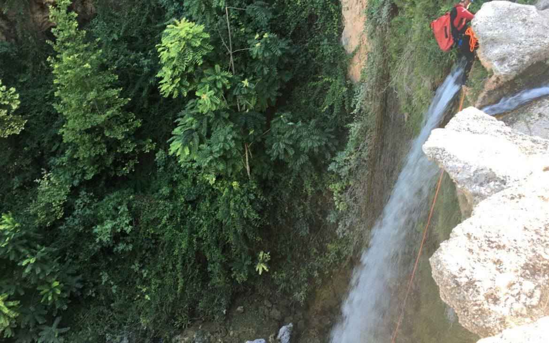 gorgo de la escalera anna cascada