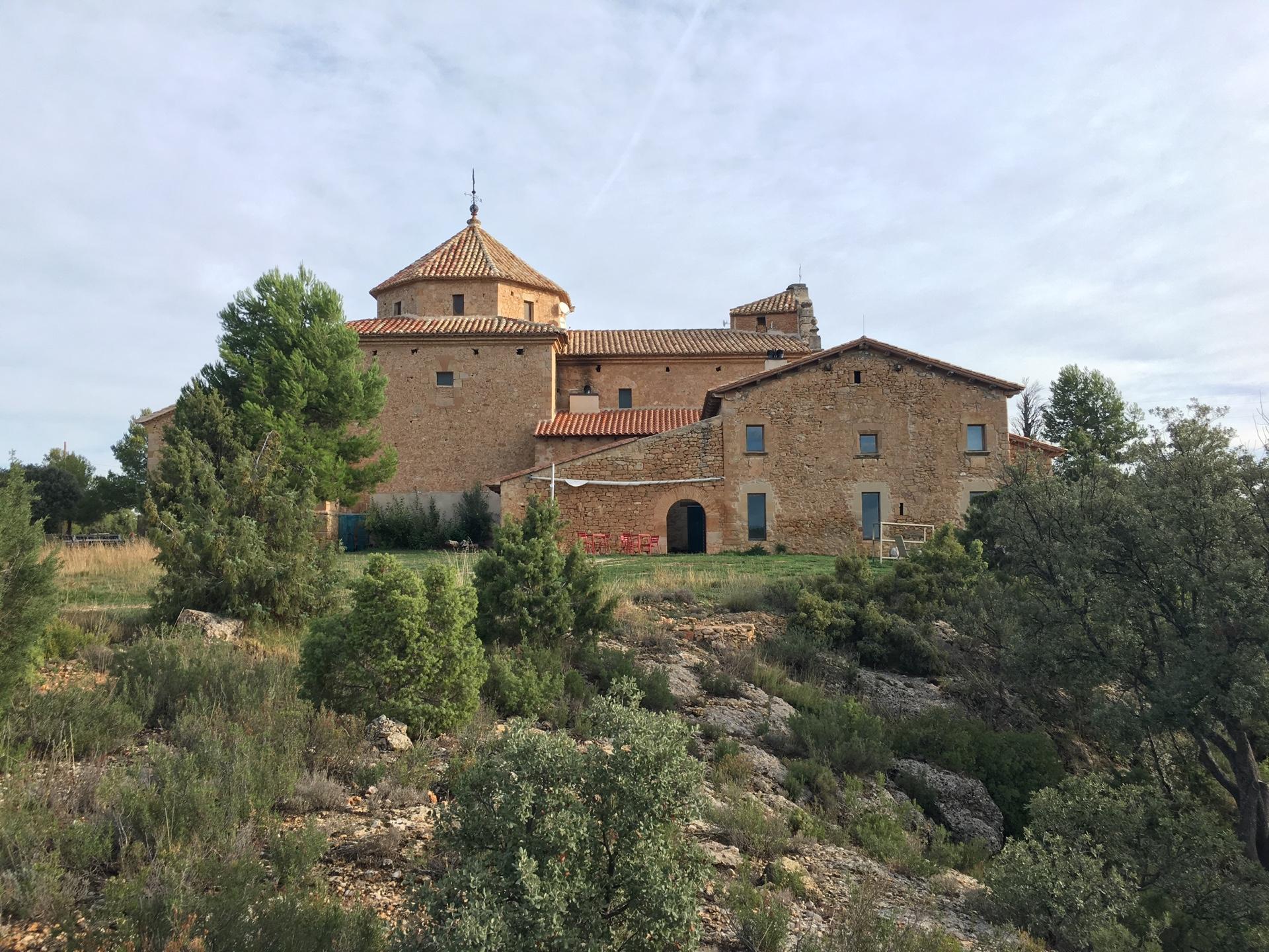ermita hotel consolación monroyo