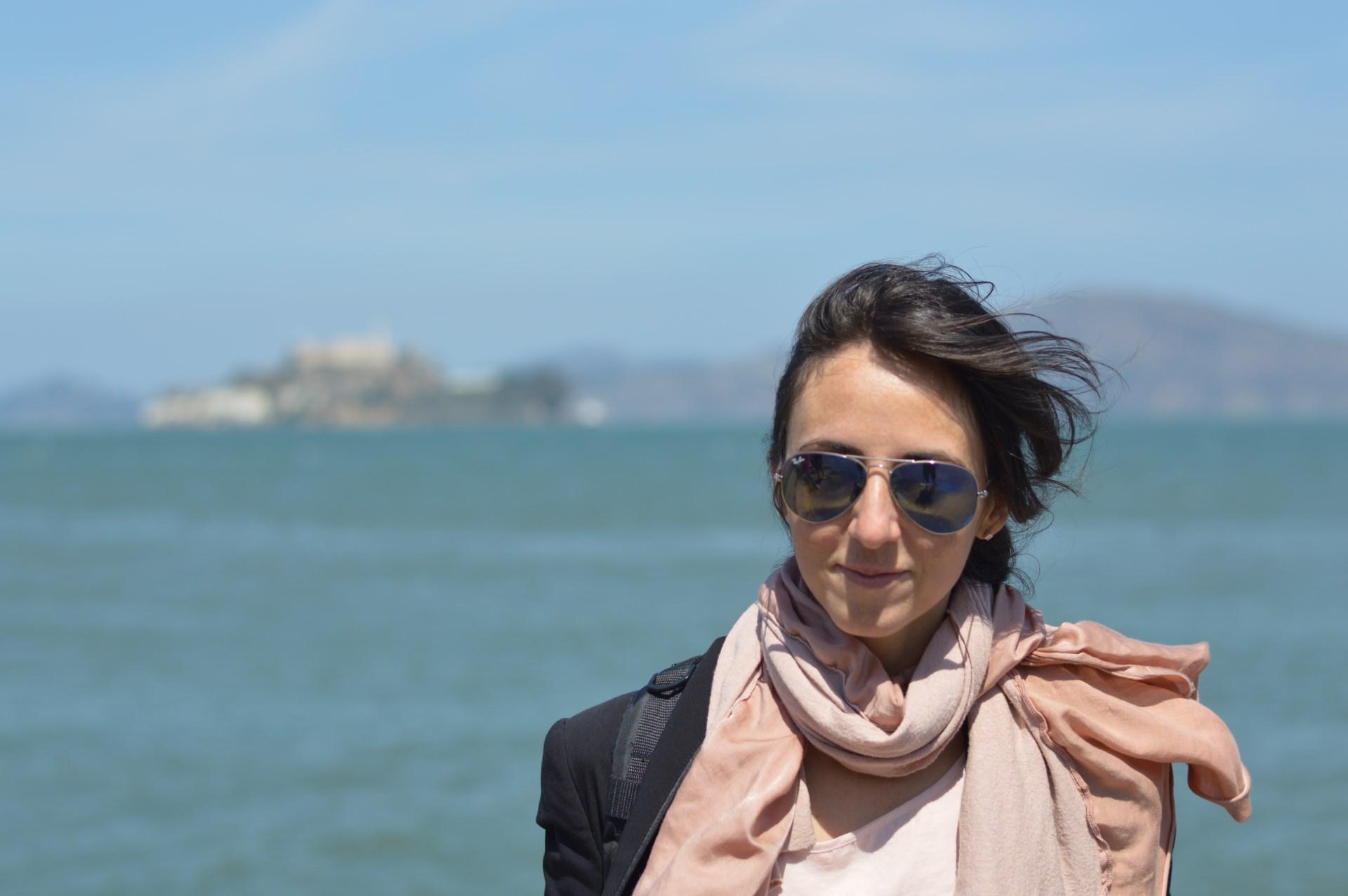 Pi frente a Alcatraz