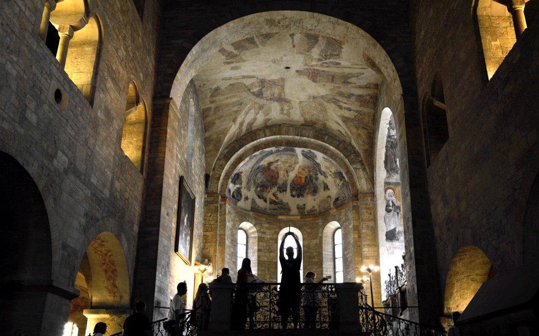 Basilica en el Castillo de Praga