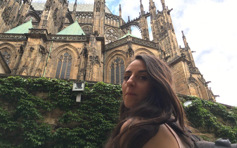 Pi en la Catedral de Praga