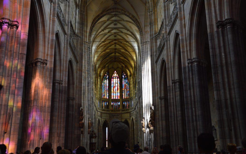 Catedral castillo de Praga