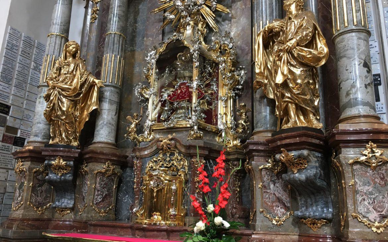 Niño Jesus de Praga