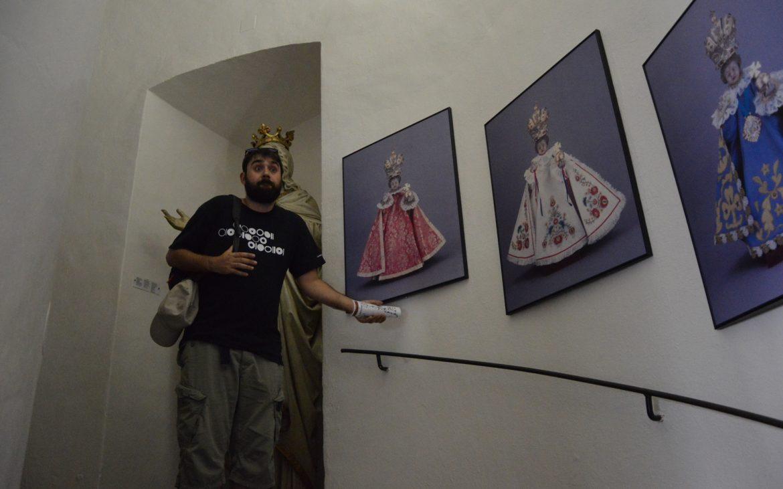 Trajes del Niño Jesús de Praga
