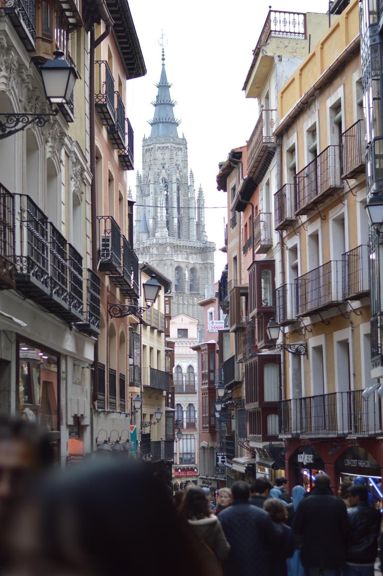 Callejeando Toledo