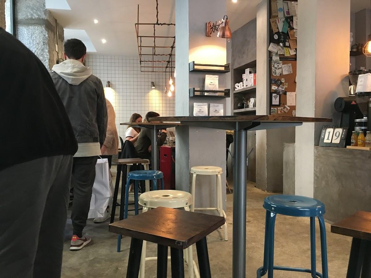 Hanso Café Cafeteria en Madrid