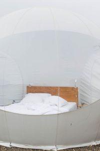 Hotel Aire de Bardenas burbuja