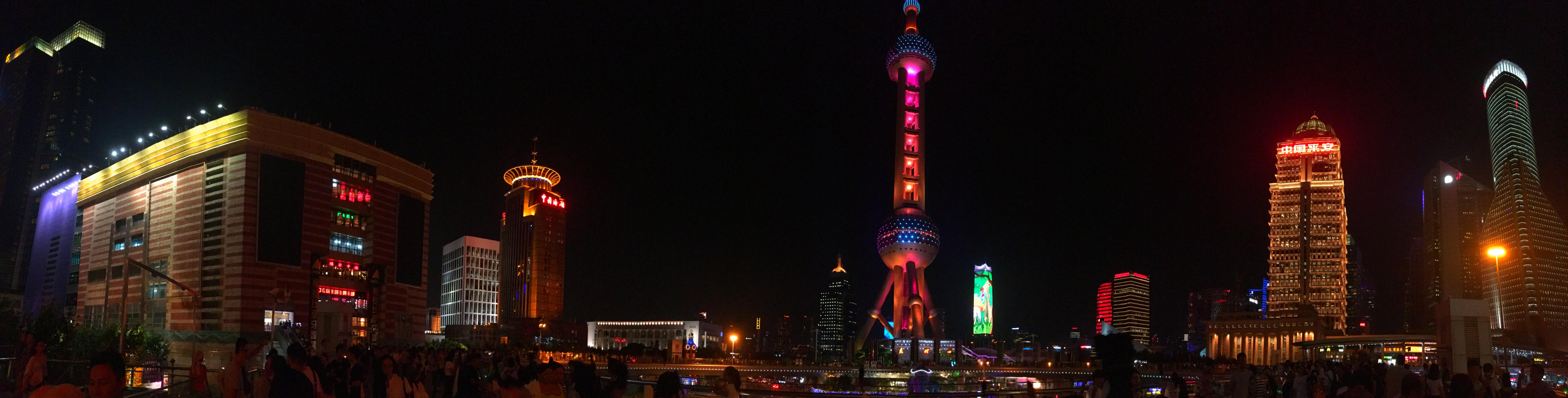 Torre de la Perla Shanghai