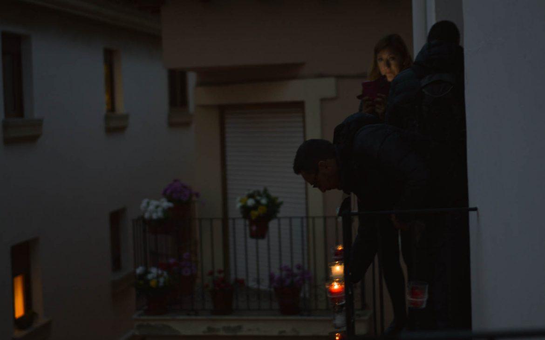 Encendido de velas Utiel