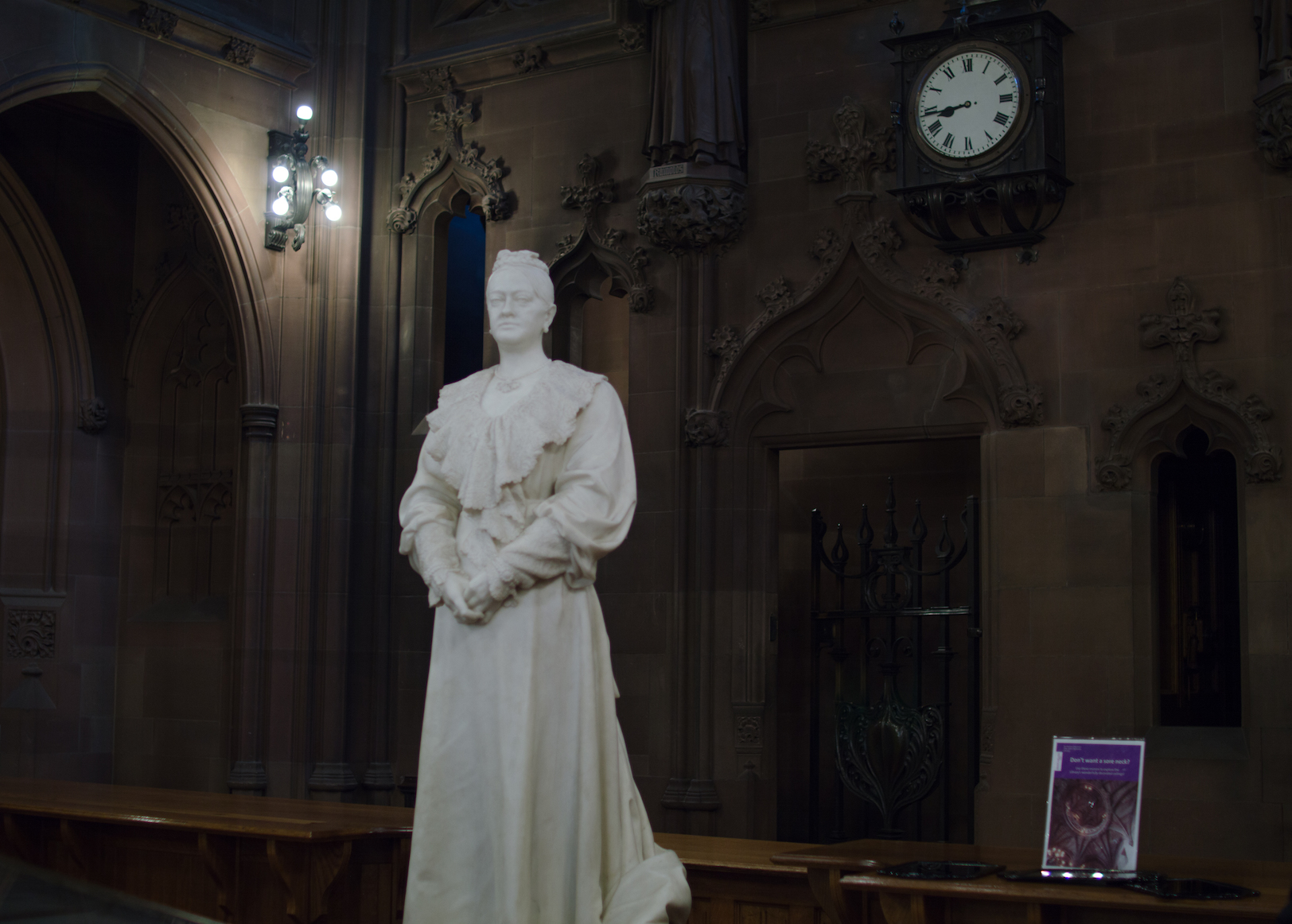 Enriqueta Rynald en Manchester
