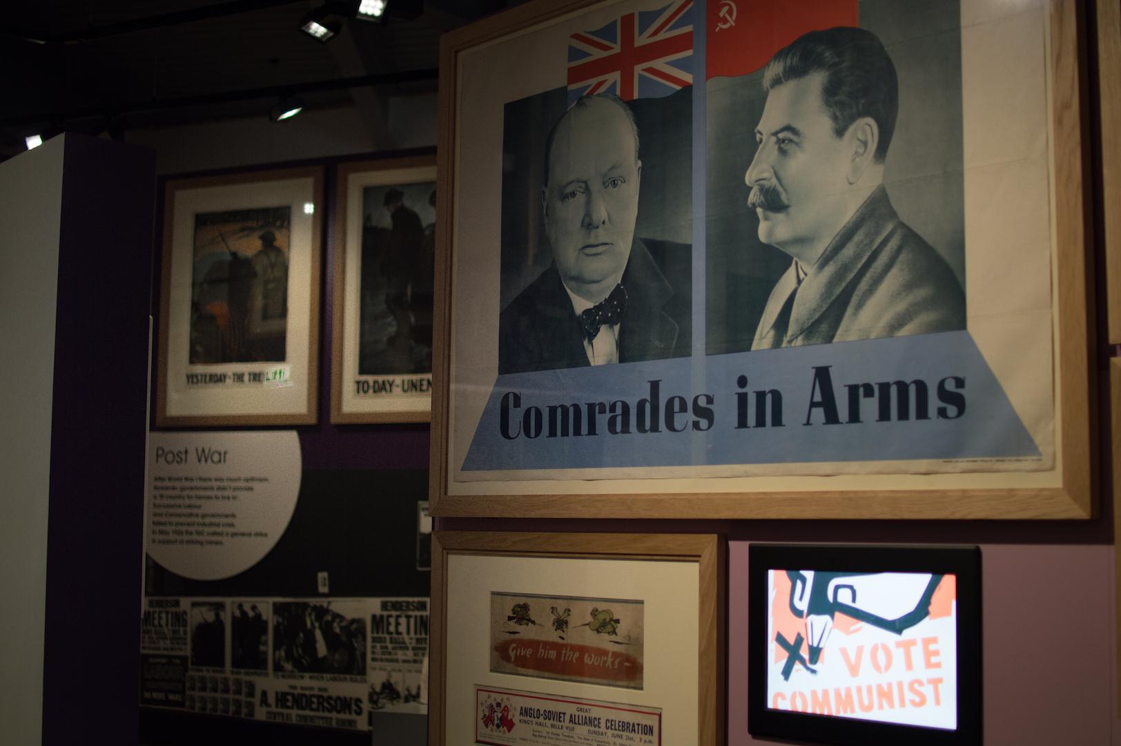 Historia Obrera Manchester