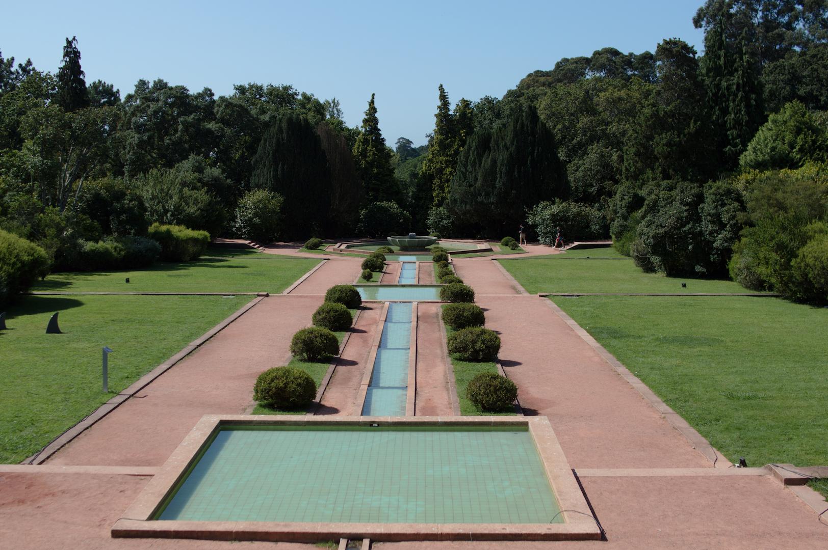 Jardín de la Casa Serralves