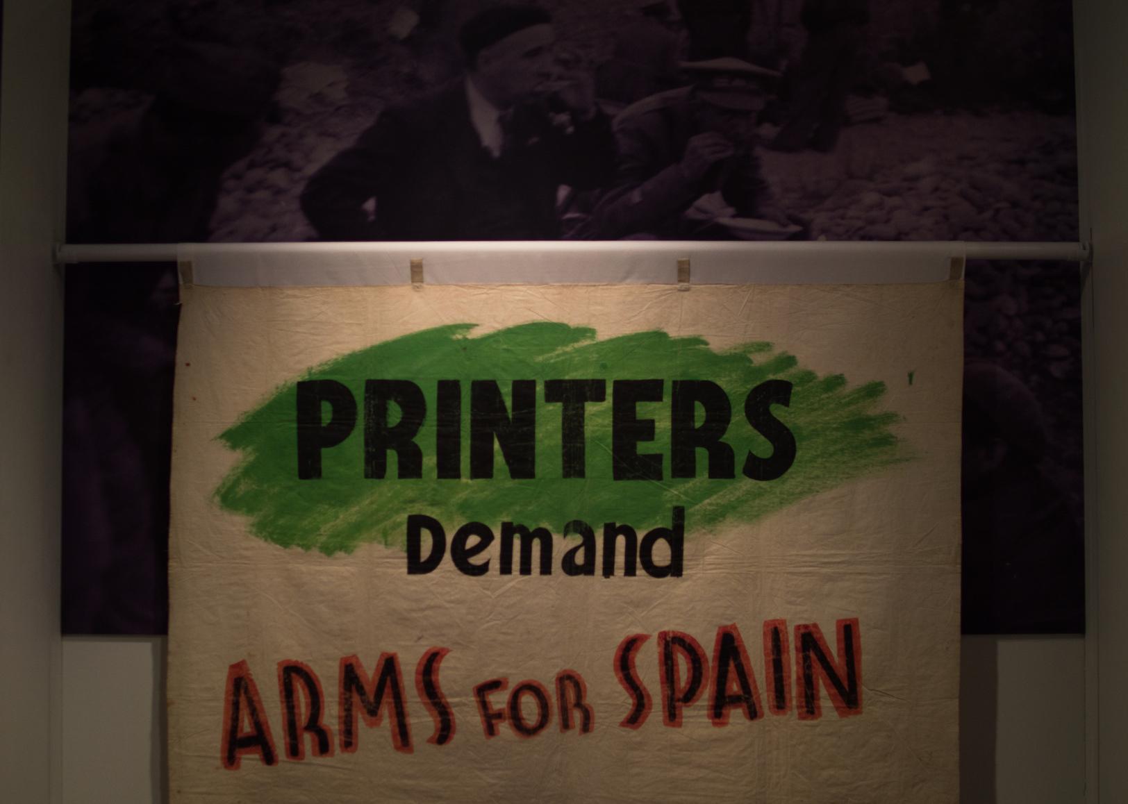 Lucha sindical en Manchester
