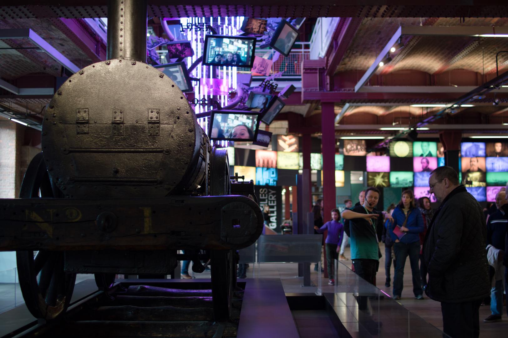 Museo de Ciencia e Industria de Manchester